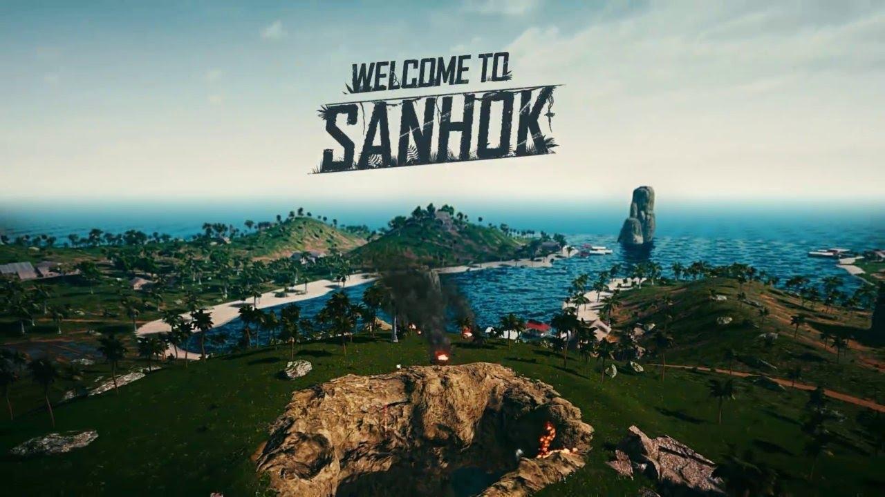 Bluehole sanhok