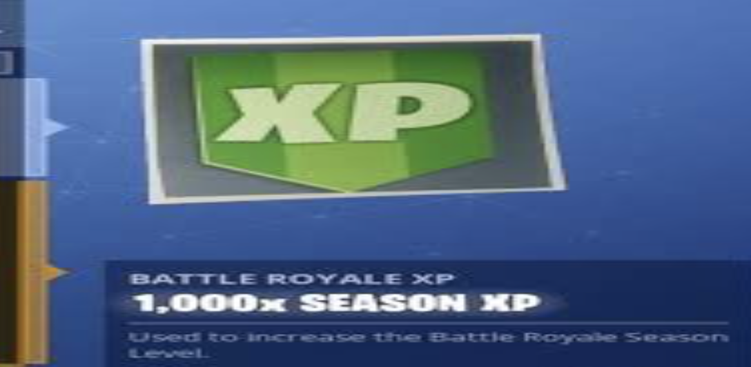 This Weekend go Double with Fortnite XP