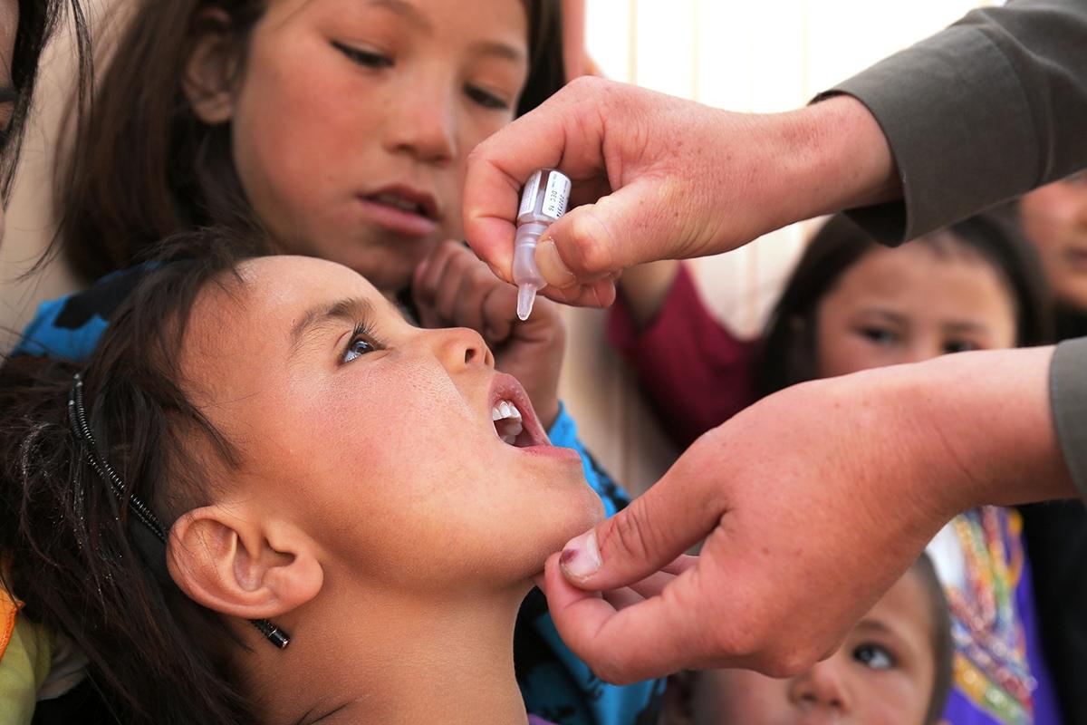 polio outbreak declared