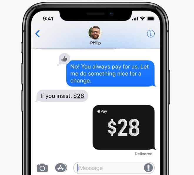 New Apple Ads show the World the Ease of Using Apple Pay Cash