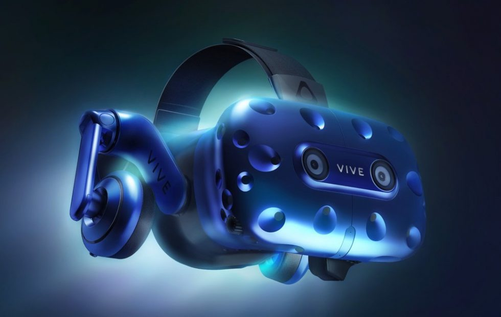 HTC VR to Launch Multi-room VR Range with Vive Pro and Steam VR
