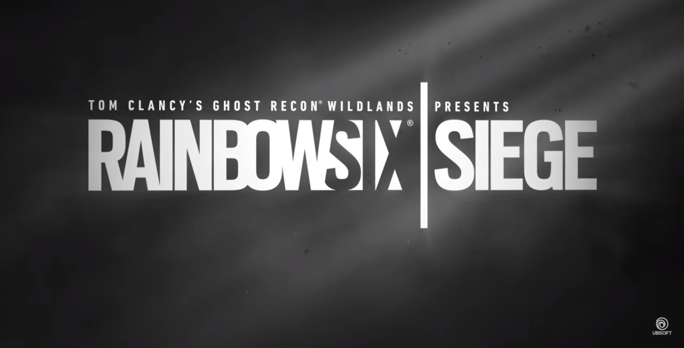 Rainbow Six Siege crossover with Ghost Recon Wildlands: