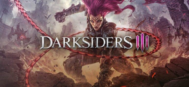 Darksiders 3 Release date
