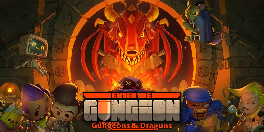 Massive 'Enter The Gungeon' Expansion Update is coming Next Week