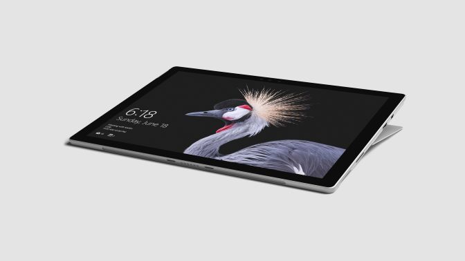 Gold Processor Surface Tablets