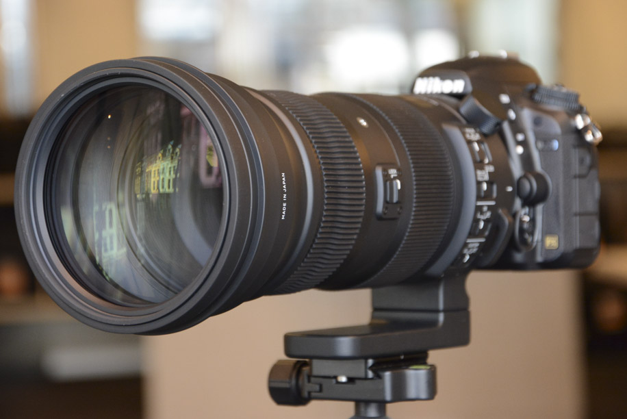 Nikon Superzoom Lens with P1000