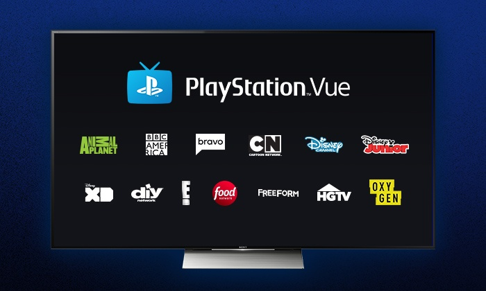 Sony Increases the PS4 Vue monthly Subscription Price