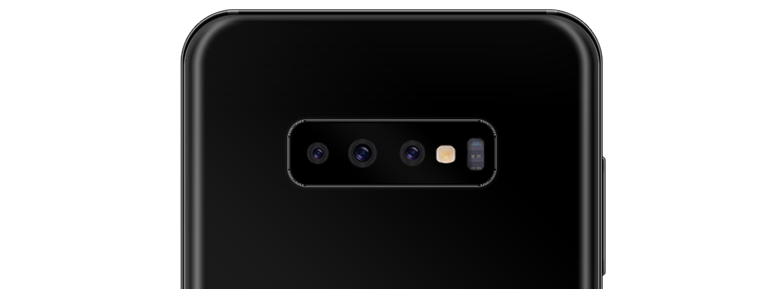 Samsung Galaxy Triple Camera
