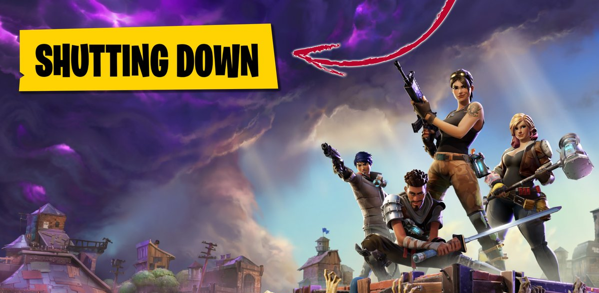 Fortnite's Popular Playground Mode will Shut Down; Just to Return More Gloriously