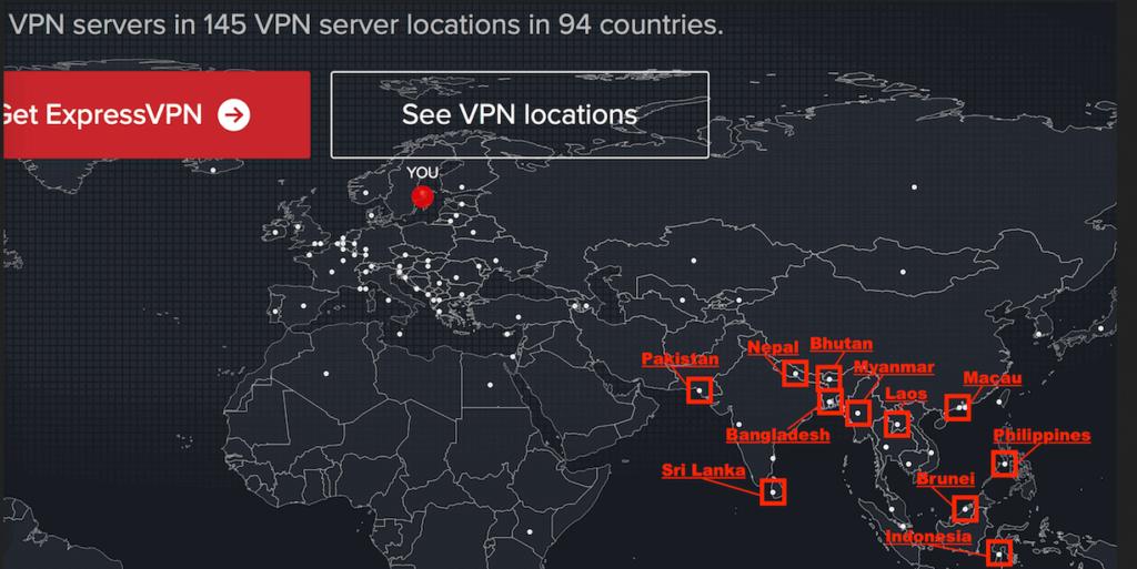 Express VPN Server