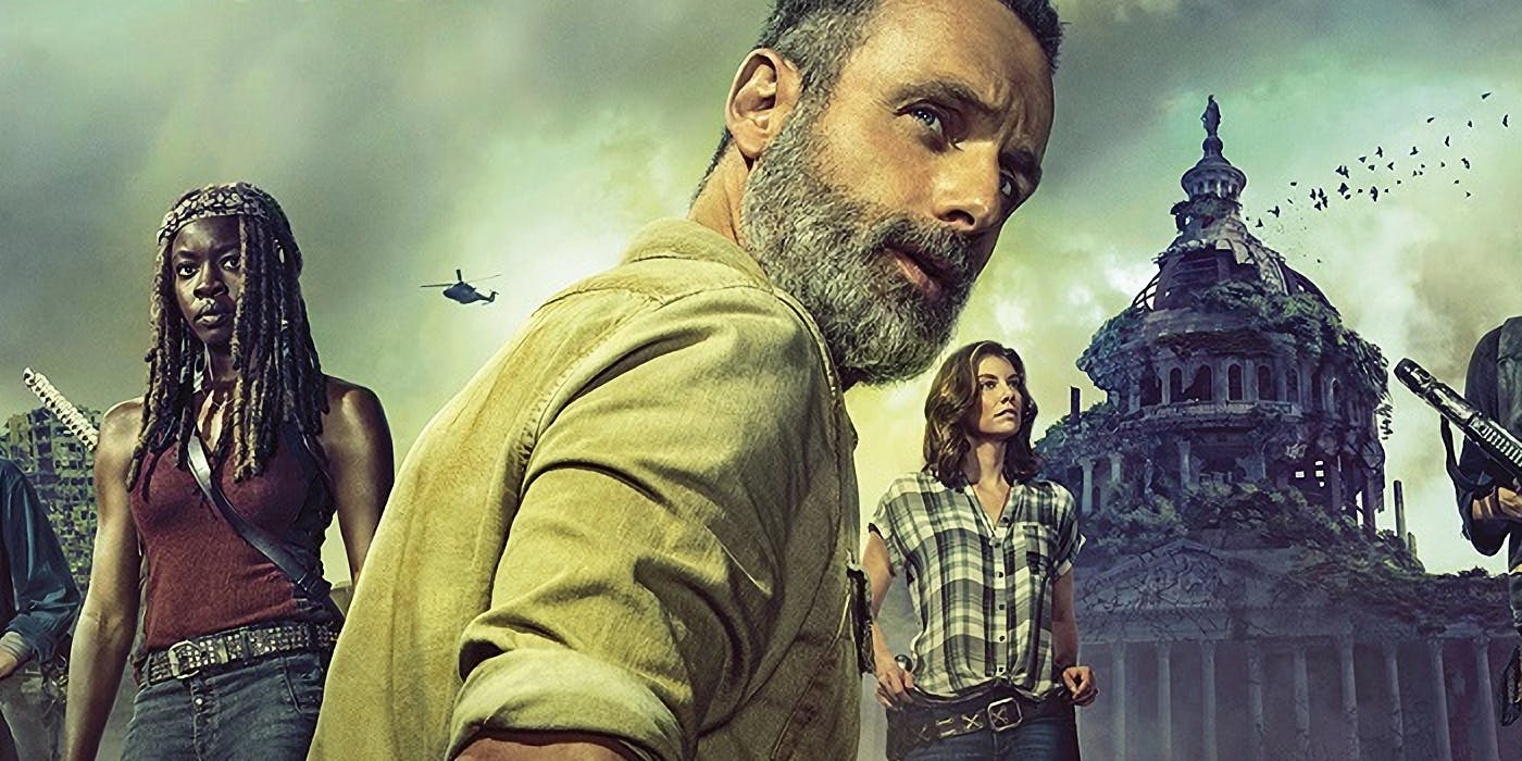 Season 9 The Walking Dead; Date of Release and the Teasers
