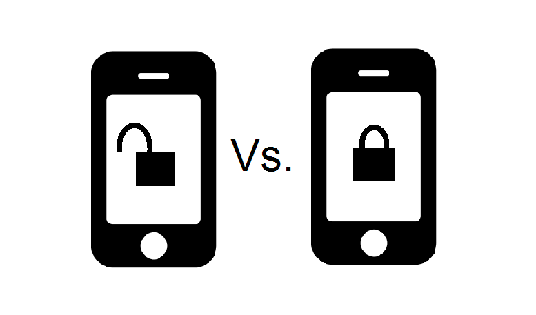 Unlocked phones vs. locked ones