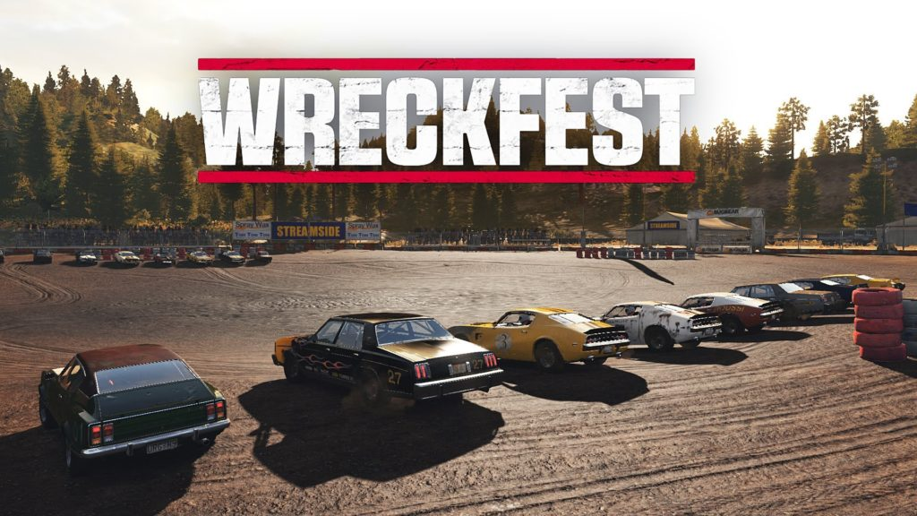 Review on Wreckfest Racing Game