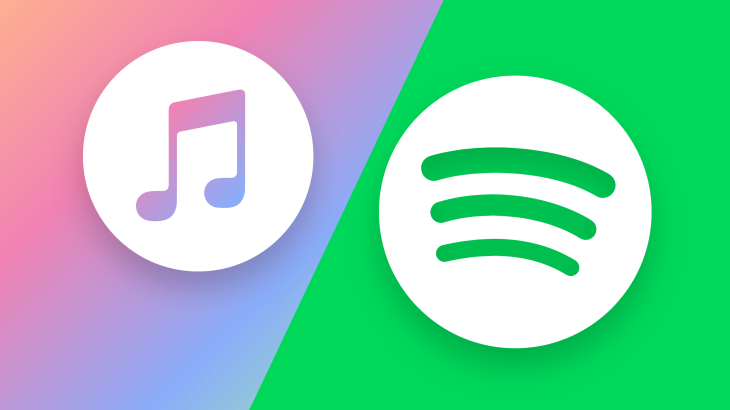 Apple Music is far ahead of Spotify even with Spotify's greater number of users