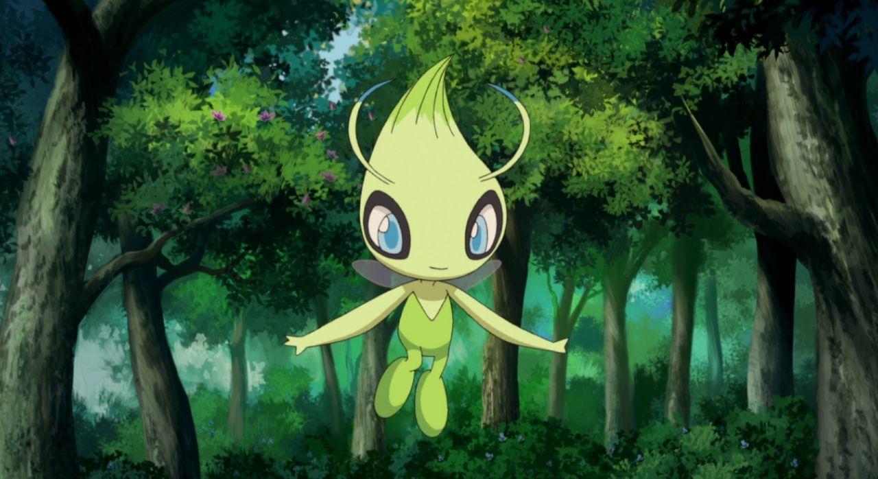 Celebi is The Latest Pokemon Introduced In The Pokemon Go Fest