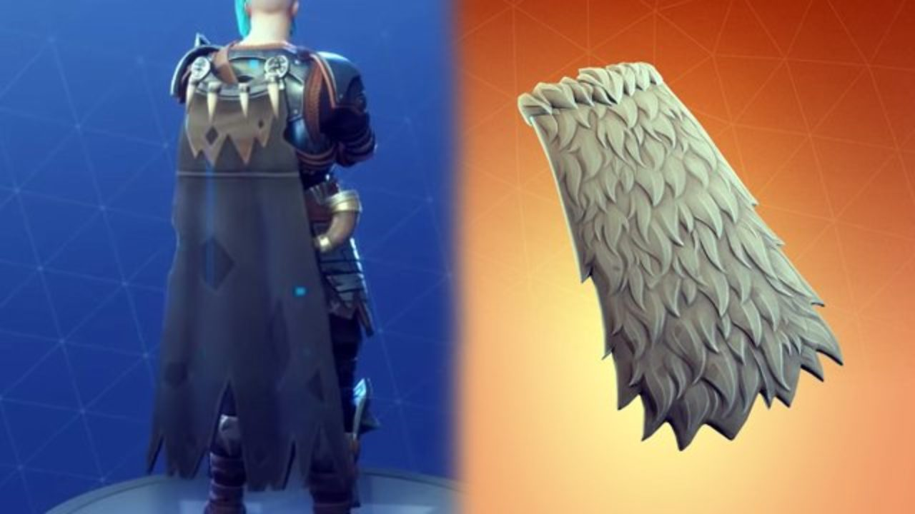 Fortnite Cape fortnite store guide; frozen shroud & enduring cape leak