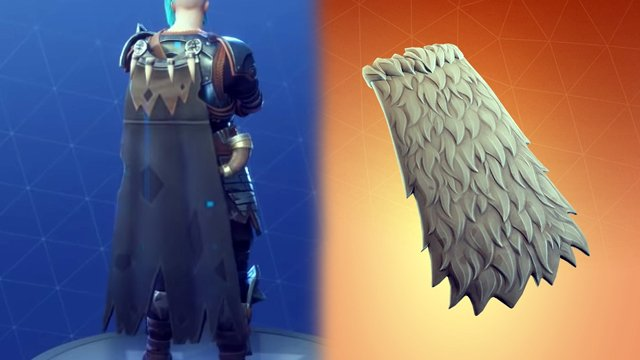 Fortnite Store Guide; Frozen Shroud & Enduring Cape Leak