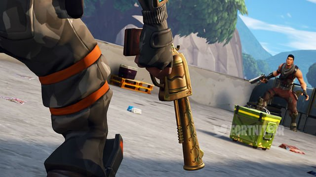 New Fortnite Mode: Tactics Showdown LTM to Release Soon