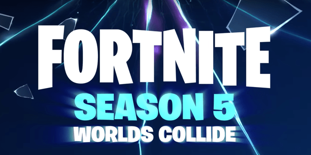 Fortnite Season 5 will have Golf Carts, Temporal Rifts, New Locations