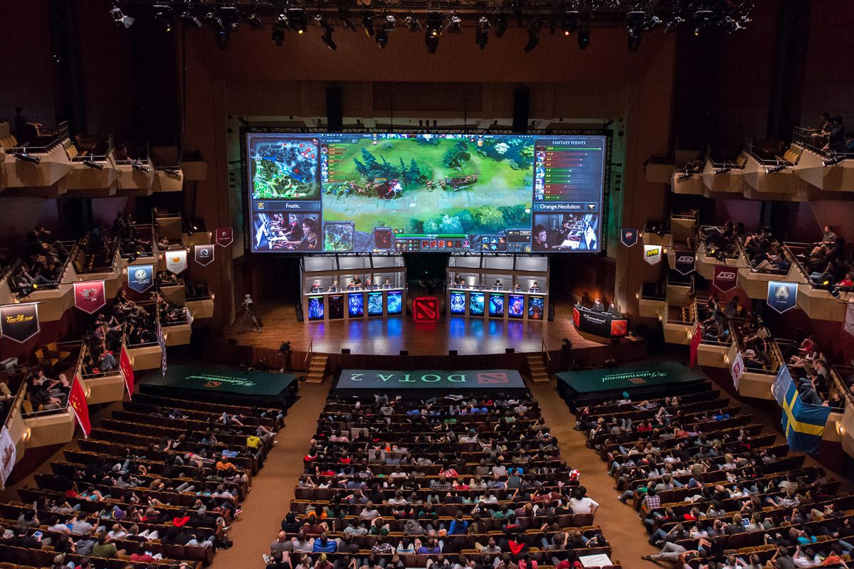 Dota 2 International Competition Dates Announced