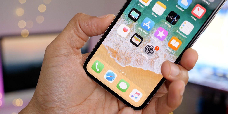 iPhone's 2018 model
