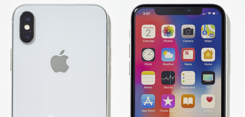 iPhone X vs. iPhone 8 Plus