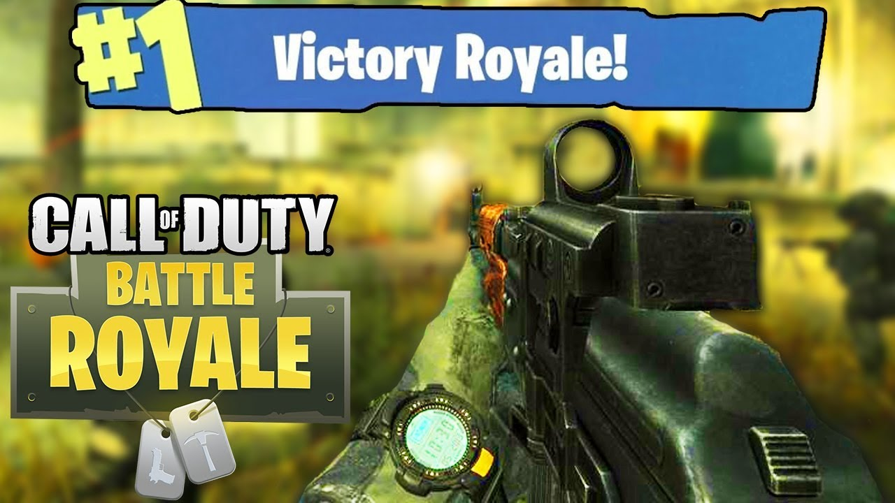 Battle Royale Mania: Call of Duty to Include Battle Royale mode