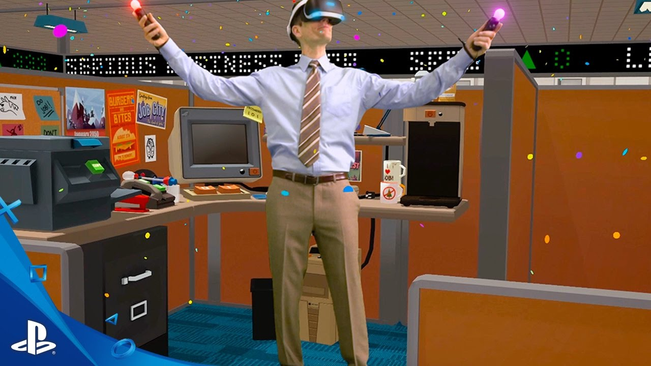 Top 5 VR Games that Every Player must Try Once