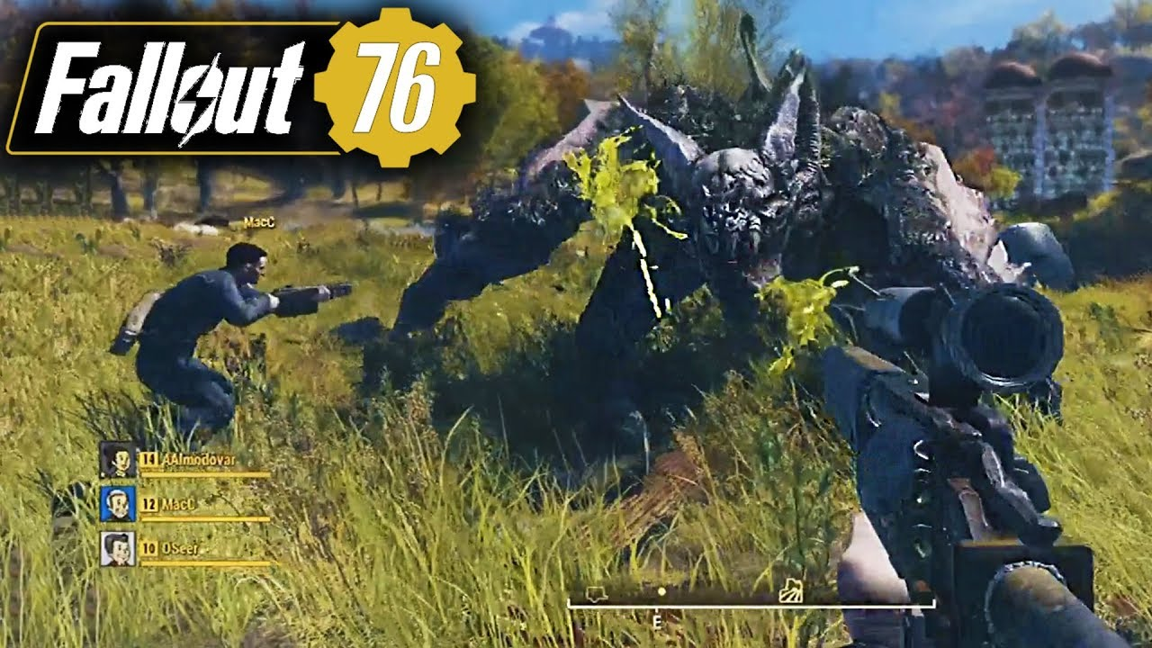 Fallout 76 Beta Release will get Random Players to have Early Access