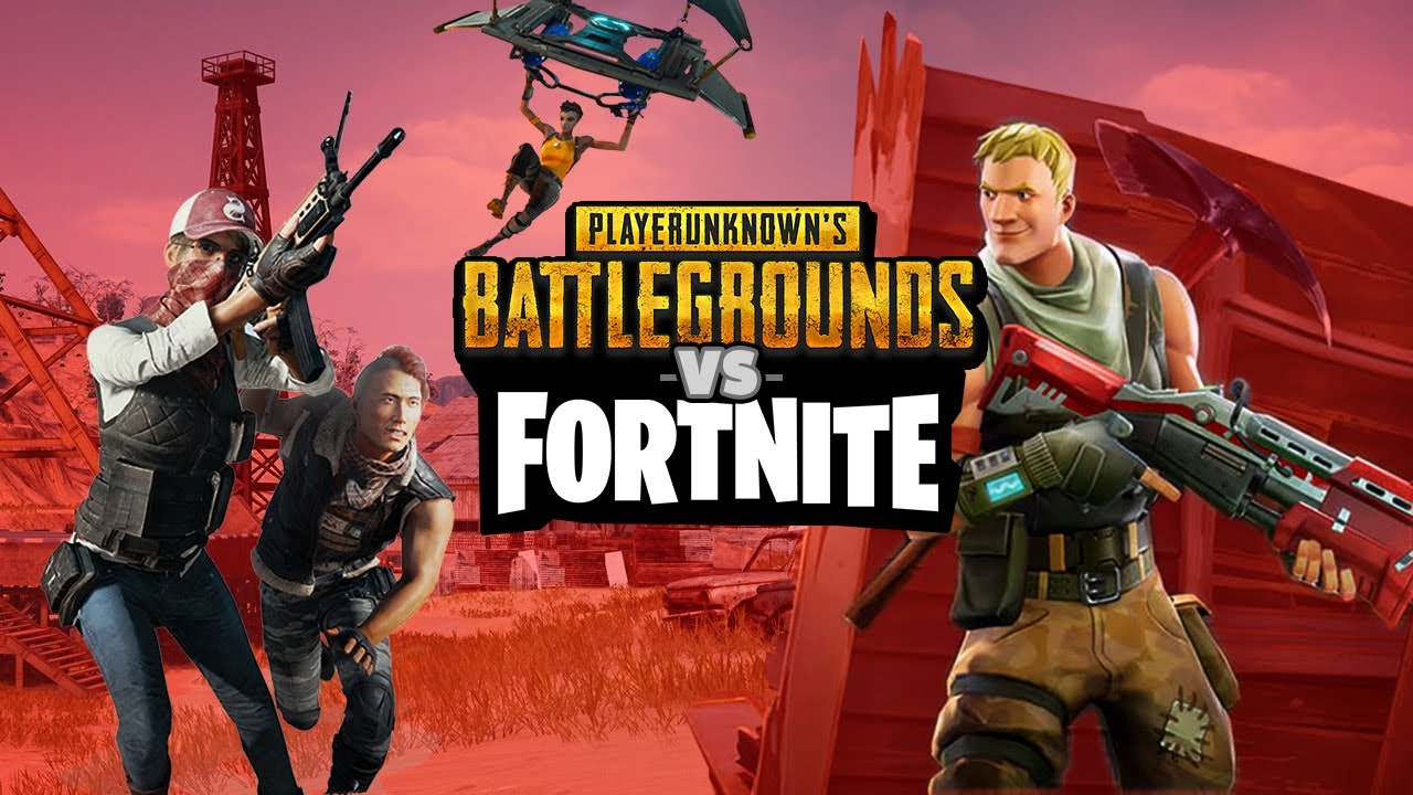 PUBG vs Fortnite: Which Game is Better According to a Pro Gamer?
