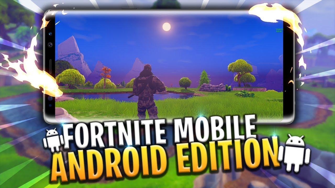 Fortnite Android Release Date What Will The Game Look Like
