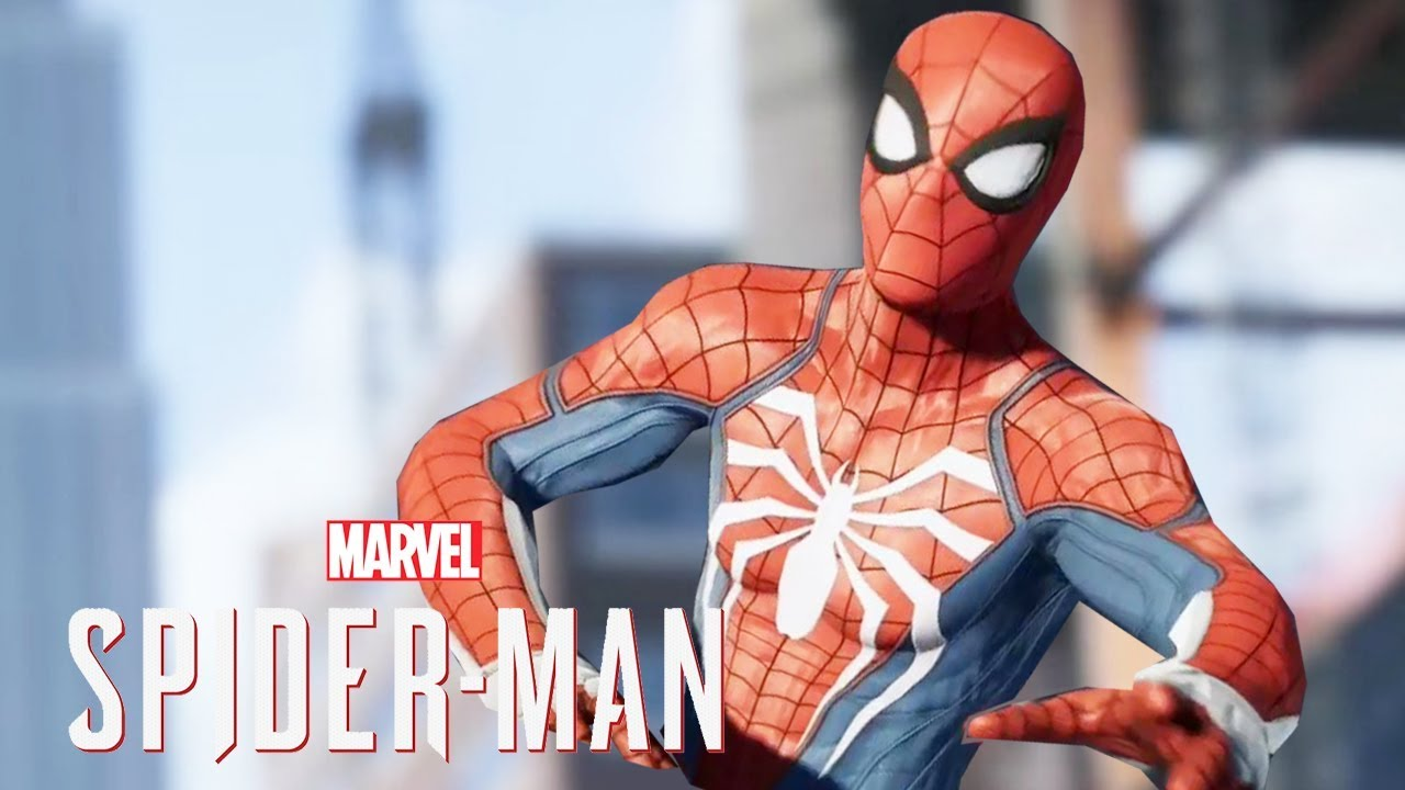 Spiderman PS4 Release Date is Announced with Some Other Plot Details