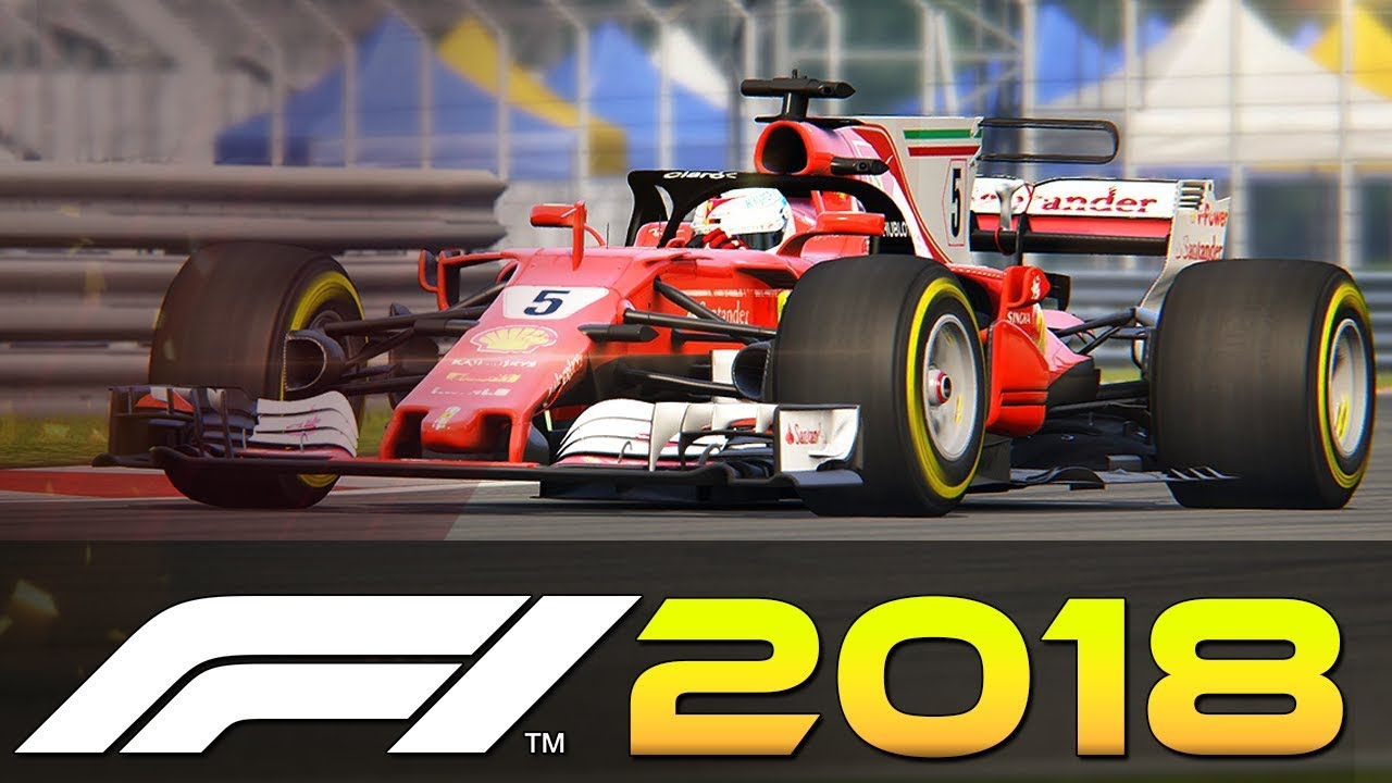 F1 2018 to be Released next Month; All Classic Cars will be Included