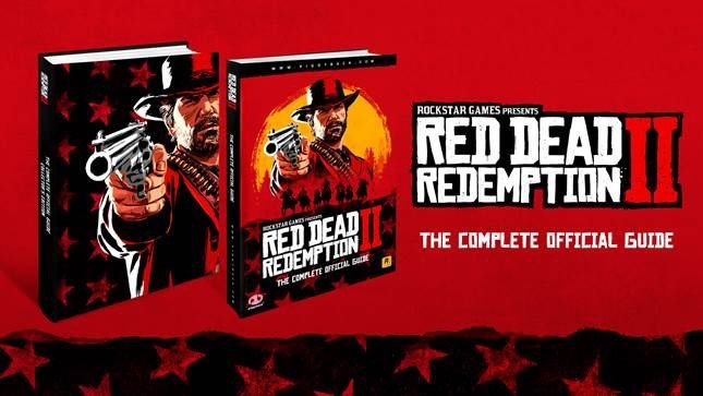 Red Dead Redemption 2 Guide is Out Now with a Pre-Order Option