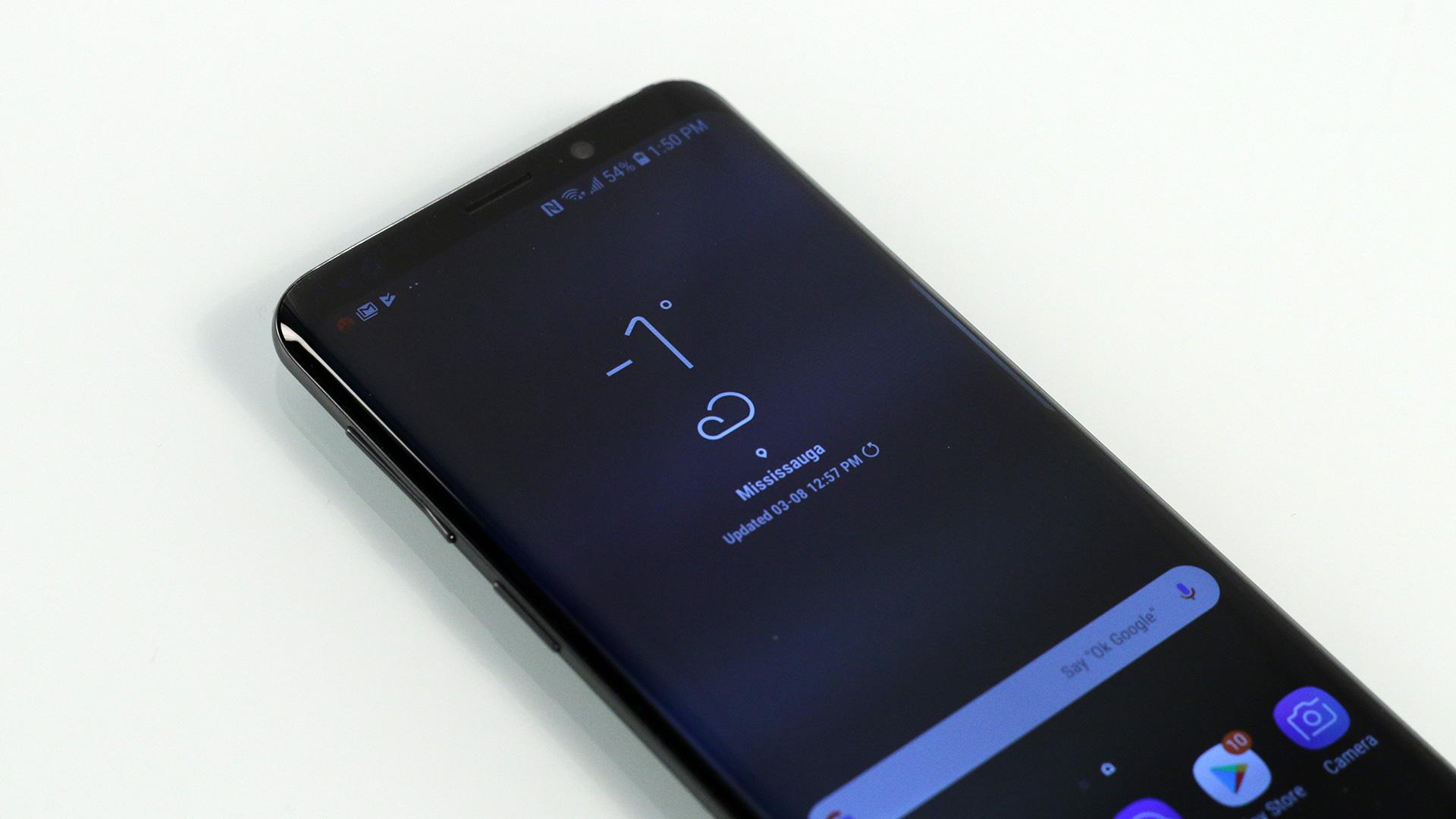 Samsung S9 Galaxy