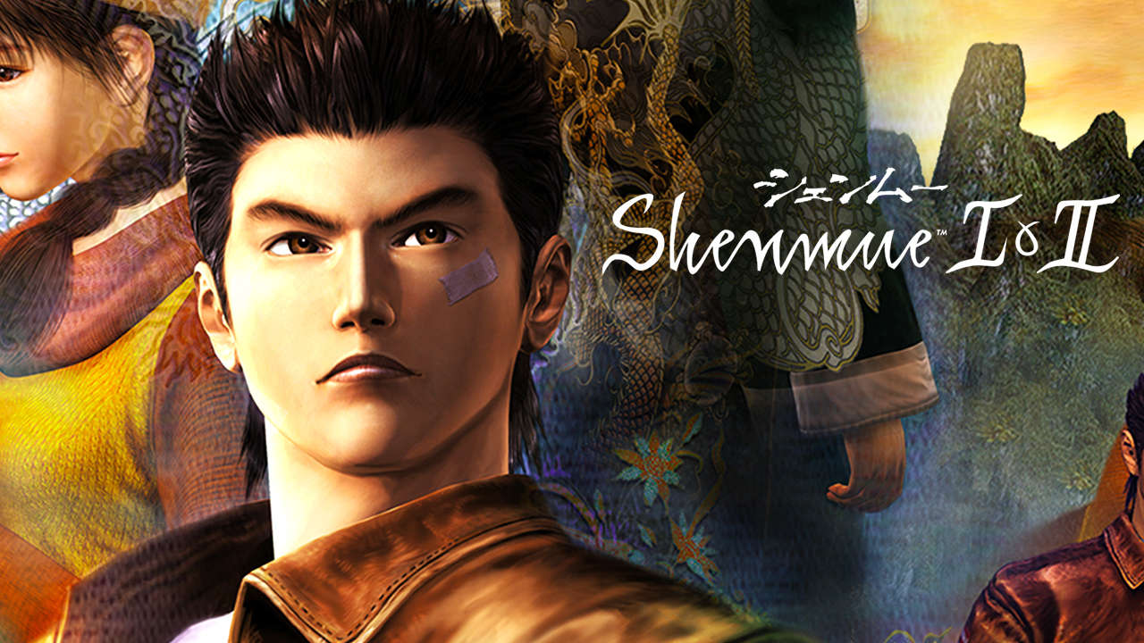 Why Shenmue 1 And 2 Run at 30HZ on PC?