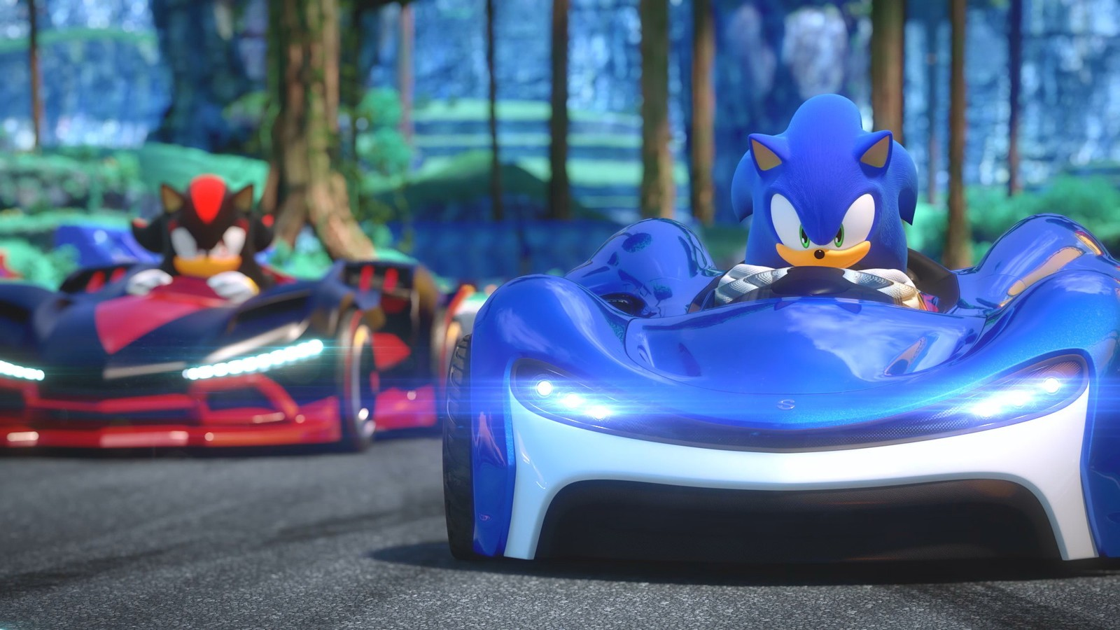 Team Sonic Racing Release Will Happen this here - Here are Some other Perky Details