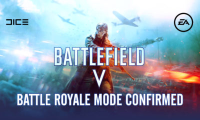 Battle Royale Battlefield V- EA Has Released The New Trailer