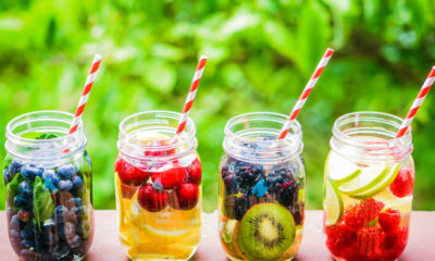 Detox water health benefits and easy recipe – all you want to know