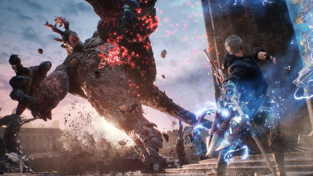 Devil May Cry 5 Has The Best Experience In New PS4 Gameplay Video