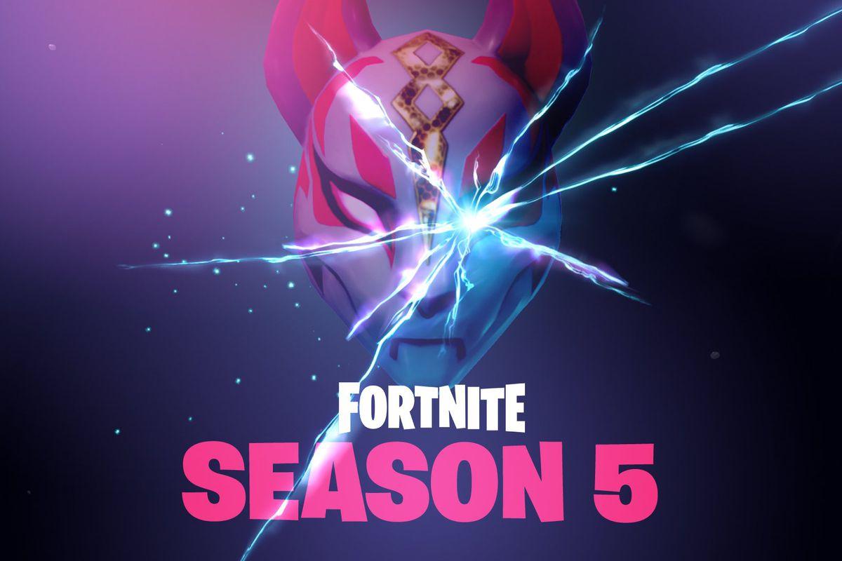 Fortnite v5.21: Season 5 Added New Update