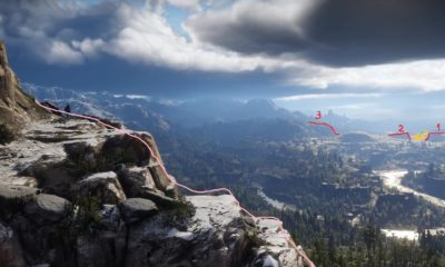 Red Dead Redemption 2 Online Filtered Map, Rumors and Characters Presence