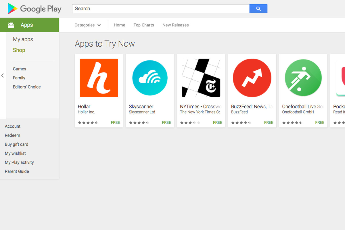 Google Play Store Will Let You Try A Game Before You Install It