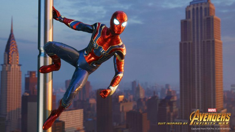 New Spider Man Trailer Include Marvel's Character House