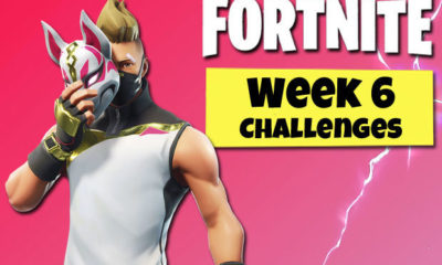 Fortnite Week 6 Challenge: How To Solve Timed Trials of Season 5