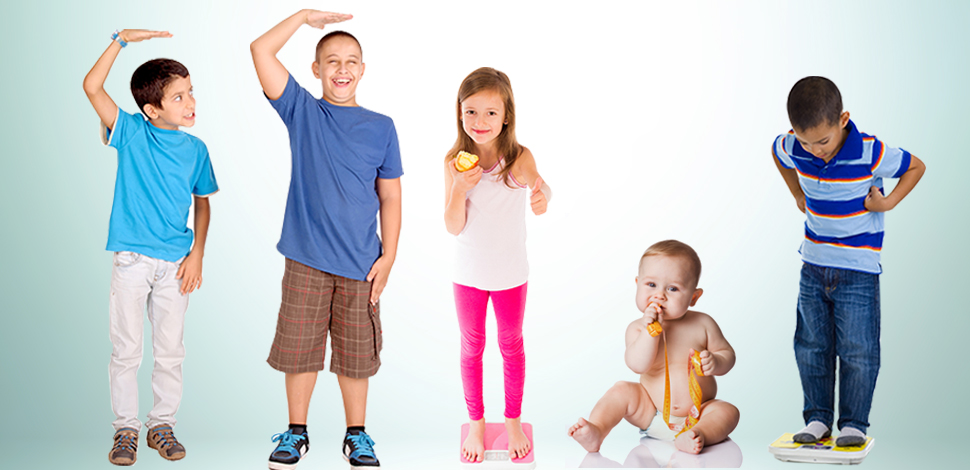 How to avoid stunted growth in your child? – Nutritional needs