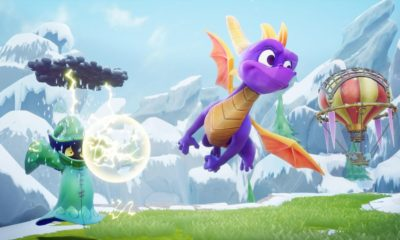 Spyro Reignited Trilogy – Advanced Levels Revealed In Gameplay 2018