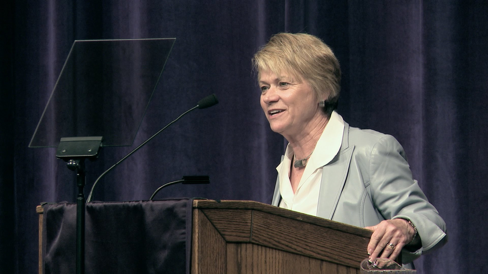 President Warren Throws Light On Painful Events Of Chautauqua