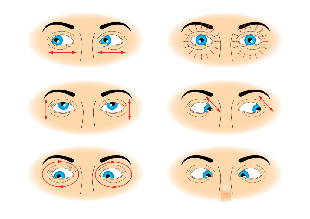Take care of your eyes naturally – quick and easy tips