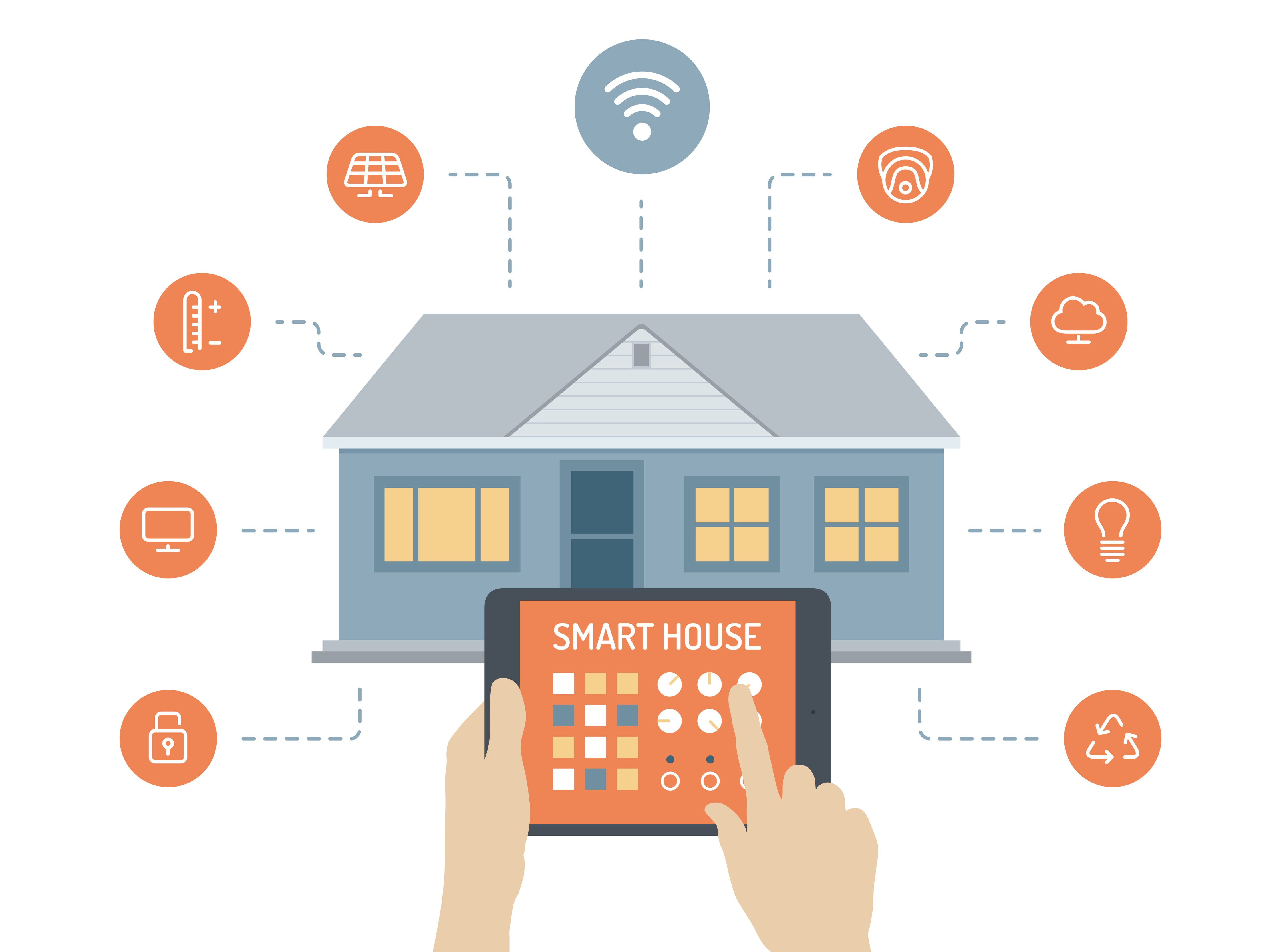Moving from Homes to Smart Homes